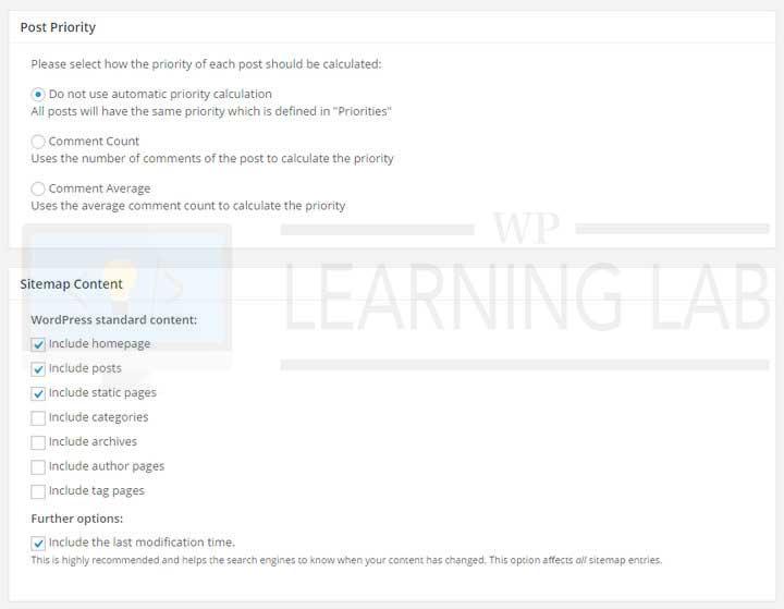 How To Use The Google XML Sitemaps WordPress Plugin
