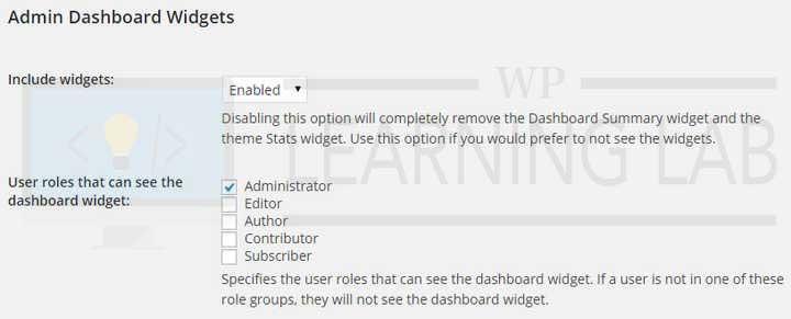 Google Analyticator - Admin Dashboard Widgets