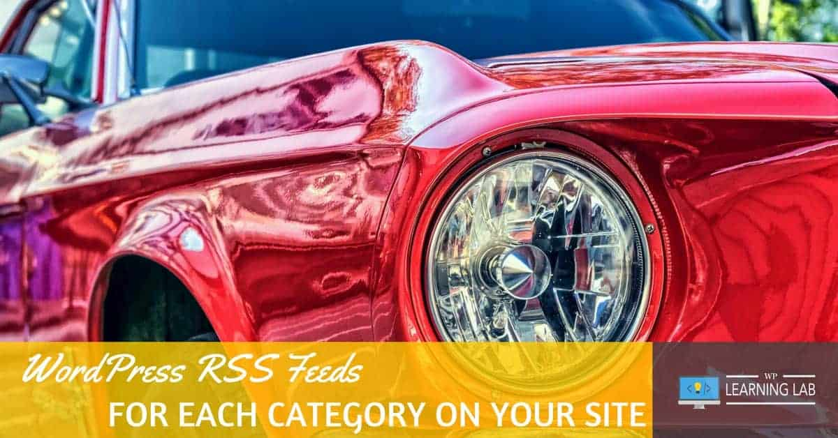 how to add rss feed to email wordpress
