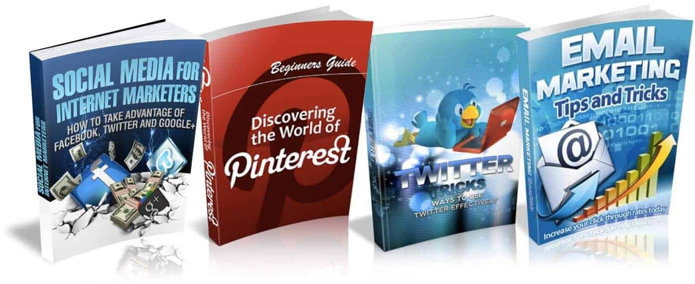 Email Marketing And Social Media For Beginners Ebook Bundle