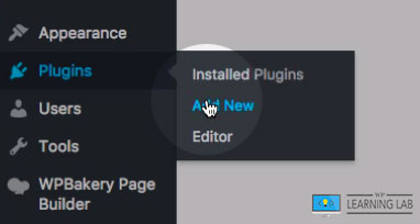 Add A New Plugin